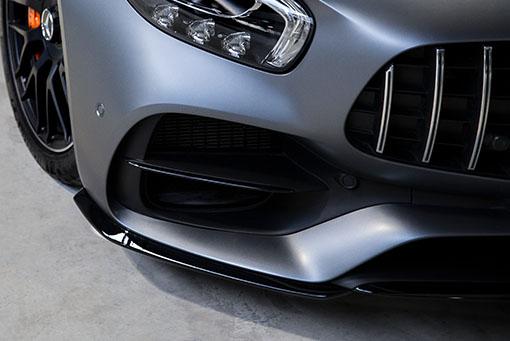 AMG-Aerodynamik-Mercedes-Front-Flaps