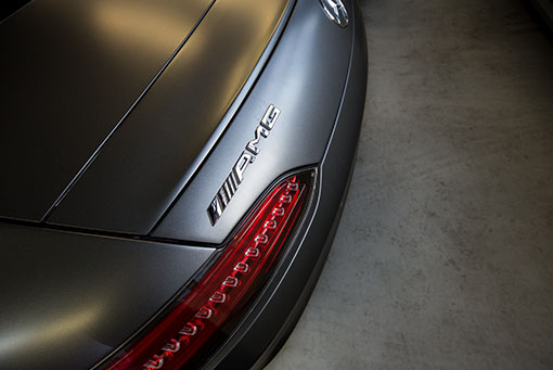 Chip Tuning Mercedes AMG GT