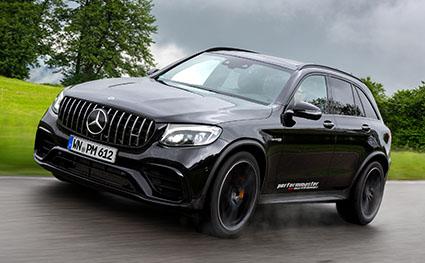 Tuning für Mercedes GLC 63 S AMG performmaster