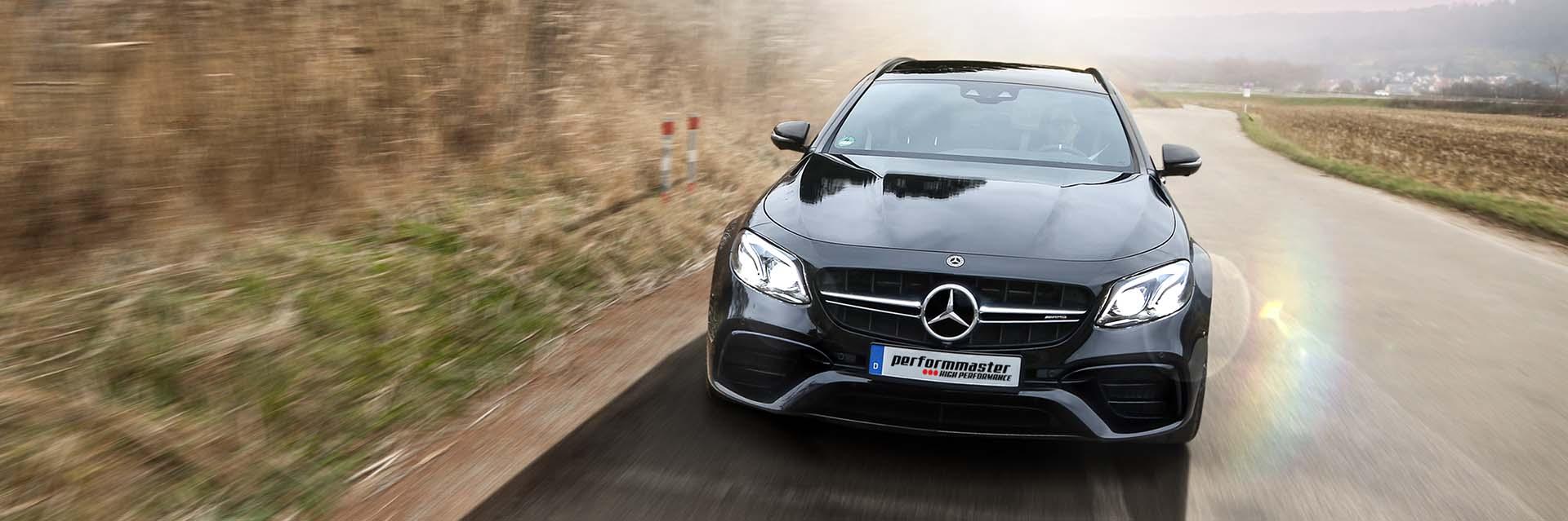 Tuning Mercedes E63 AMG W213