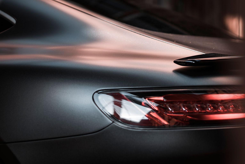 Mercedes-AMG Aerodynamik Heckspoiler