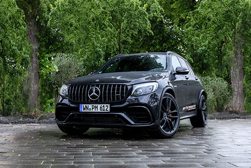 Tuning-Box Mercedes-AMG GLC-63