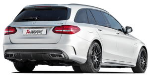 Akrapovic-Abgasanlagen-Mercedes-C-63-AMG