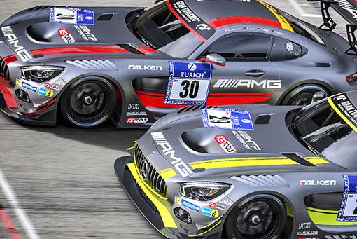 HTP AMG-Motorsport