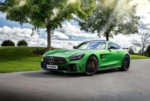 Leistungsteigerung und Vmax-Aufhebung Mercedes-AMG GT R