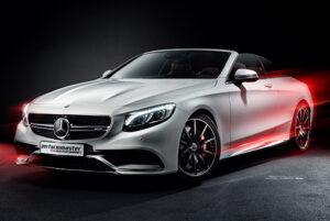 Leistungsteigerung und Vmax-Aufhebung Mercedes S63 AMG