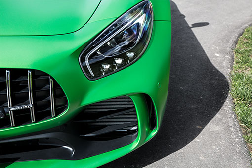 Mercedes-AMG GT-R Tuning Vmax-Aufhebung