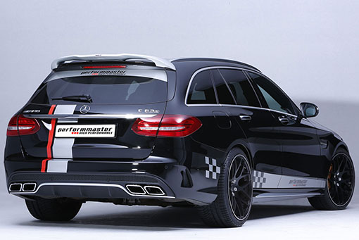 Tieferlegung für Mercedes AMG