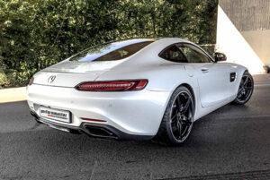 Leistungssteigerung Mercedes AMG GT