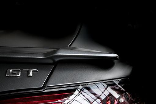 AMG-Aerodynamik-Mercedes-Heckflügel