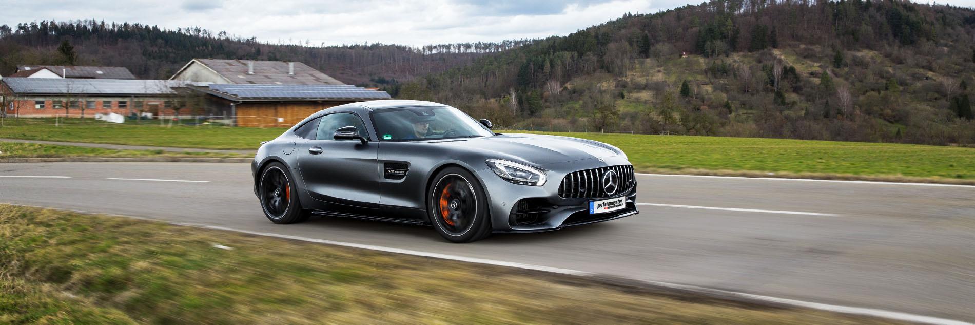 Tuning für Mercedes AMG GT GTS