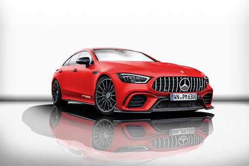 Tuning für Mercedes GLC 43 AMG performmaster