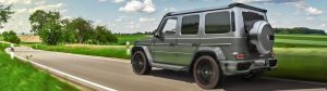 G63 Widebody Bodykit Umbau