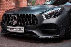 Mercedes-AMG Aerodynamik Front Flaps