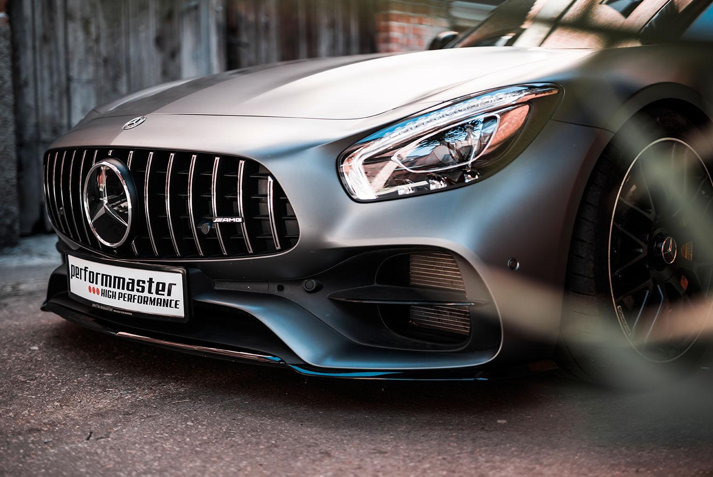 Mercedes-AMG Aerodynamik Front-Flaps 'Panamericana Grill'