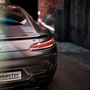 Mercedes-AMG Heckspoiler