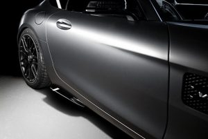 Mercedes-AMG Side-Flaps