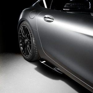 Mercedes-AMG Side-Flaps