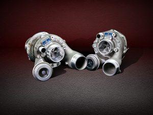 Mercedes-AMG-Turbo-Umbau
