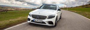 Mercedes C43 AMG Umbau performmaster