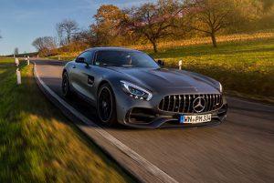 PEC Tuning Modul Mercedes AMG GT