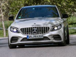 Testbericht Mercedes C43 AMG