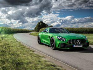 Testbericht Mercedes-AMG GTR
