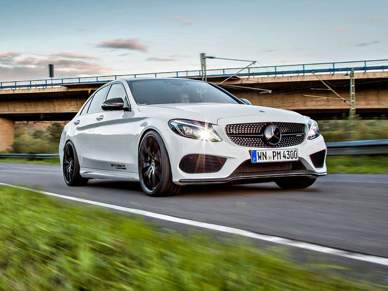 Testbericht Mercedes-AMG-C43 Tuning