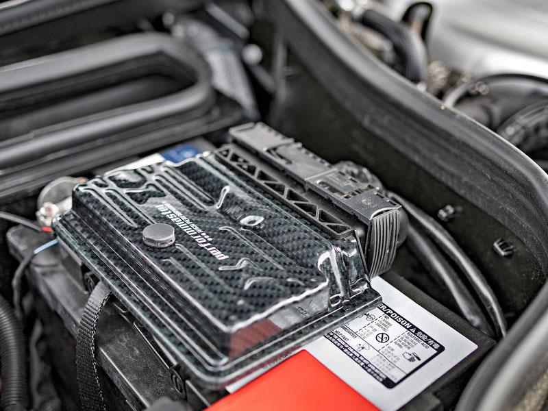 Testbericht Mercedes-AMG-GT Tuning