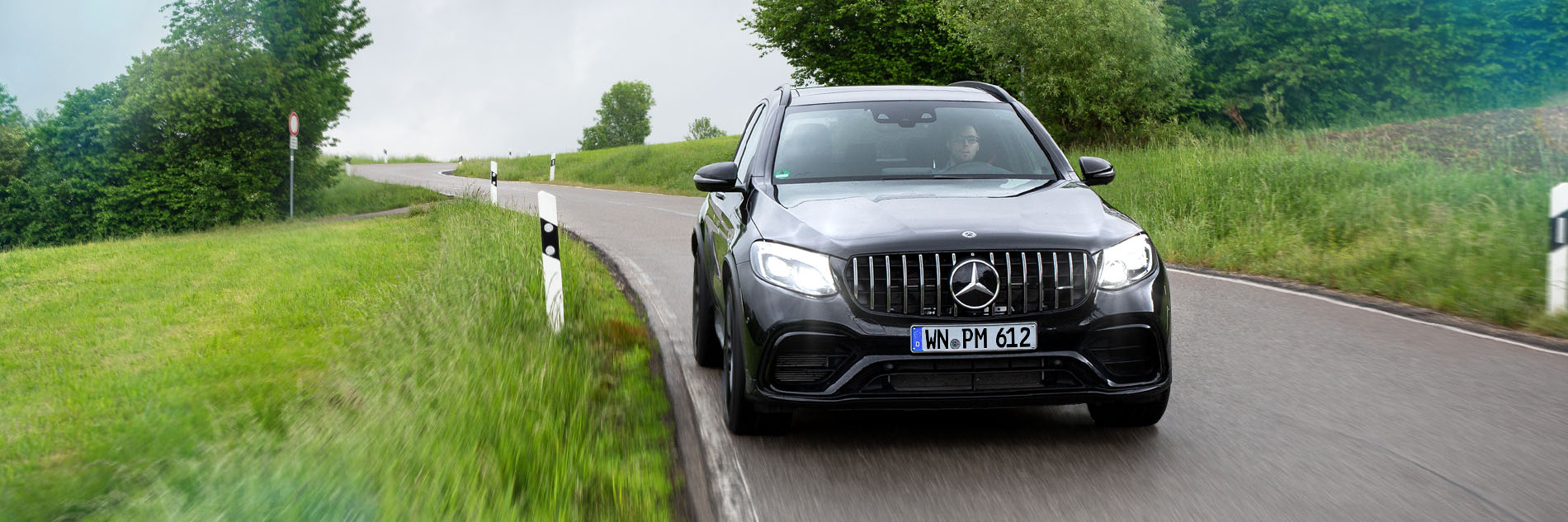 Tuning Mercedes-AMG GLC 63