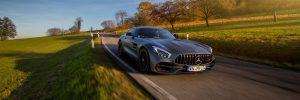Tuning Mercedes-AMG GT S Vmax Aufhebung