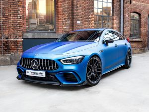 Tuning Mercedes AMG GT63S Front