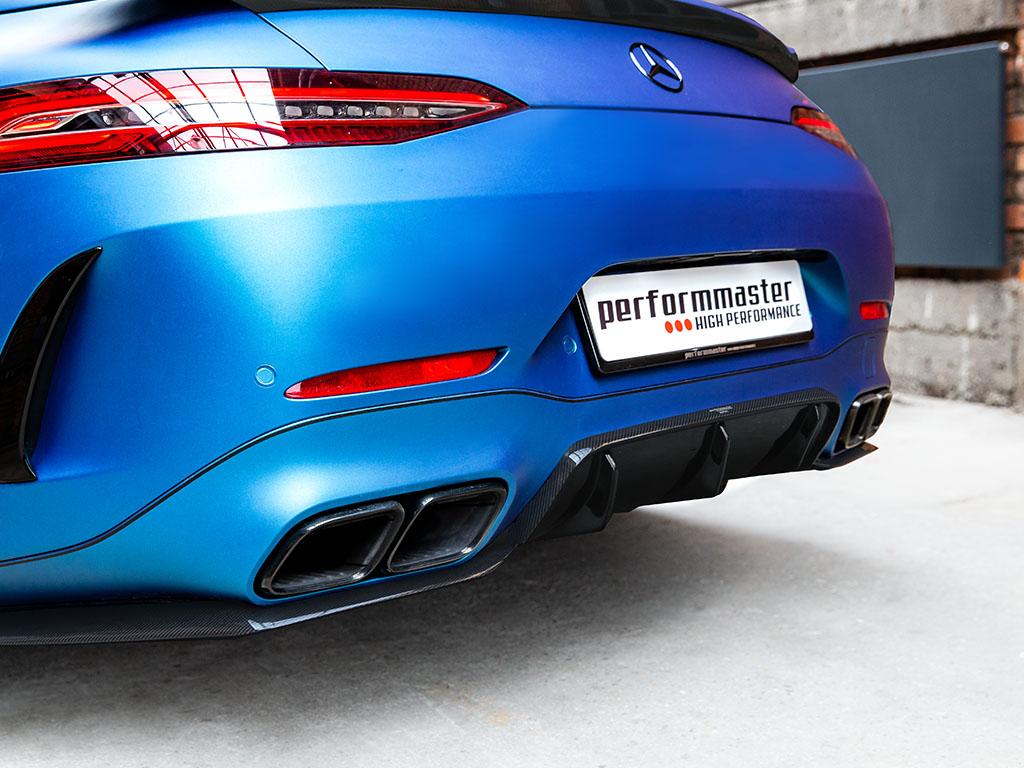 Tuning Mercedes AMG GT63S Rear