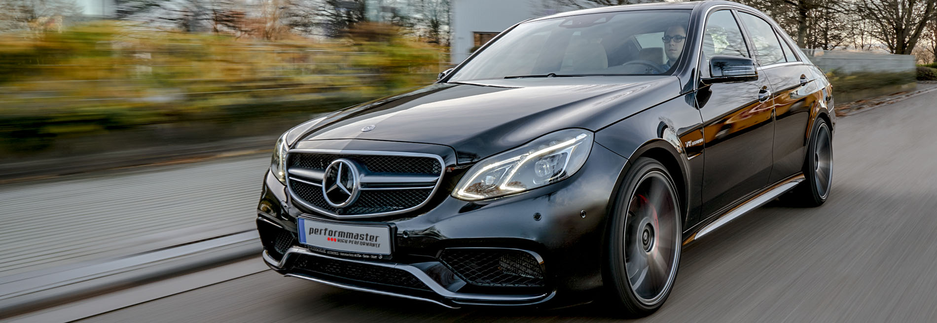 Mercedes (W 212) E 63 AMG ‣ performmaster ‣ Exclusive AMG tuning