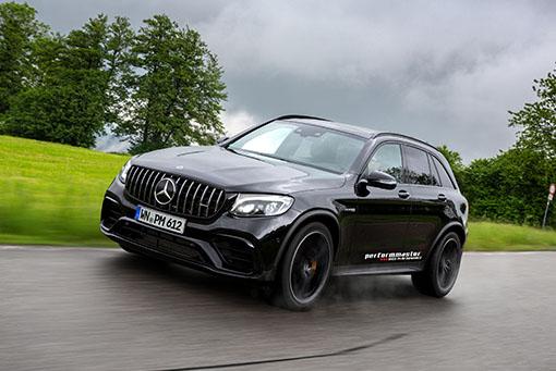 Vmax-Aufhebung Mercedes-AMG GLC 63