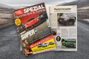 auto motor sport tuning spezial performmaster