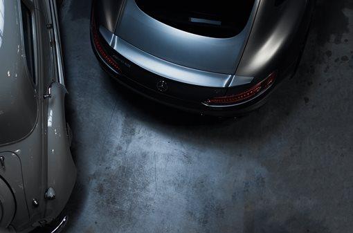 Rear spoiler Mercedes-AMG Aerodynamic package