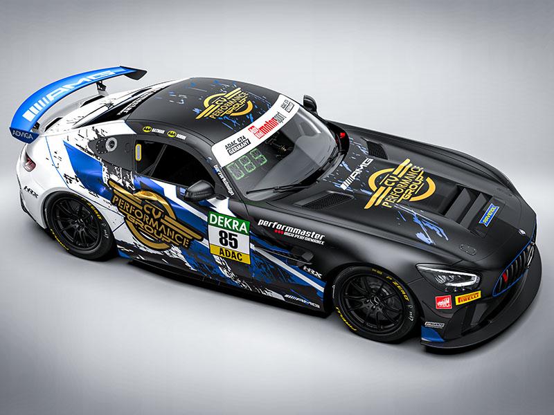 performmaster GT4 Mercedes-AMG