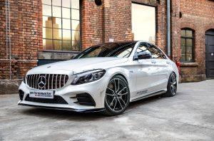 Tuning Mercedes-AMG C43