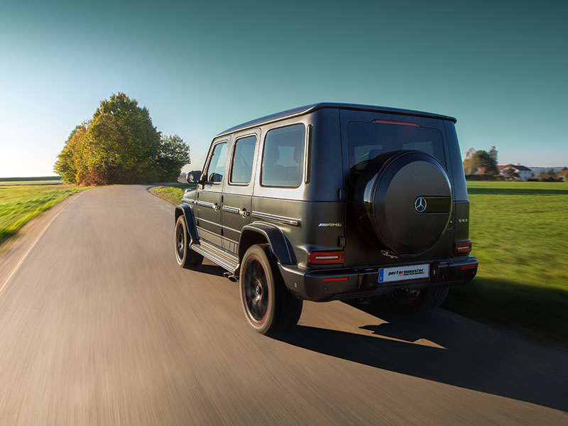 performmaster Mercedes G63 AMG 805PS