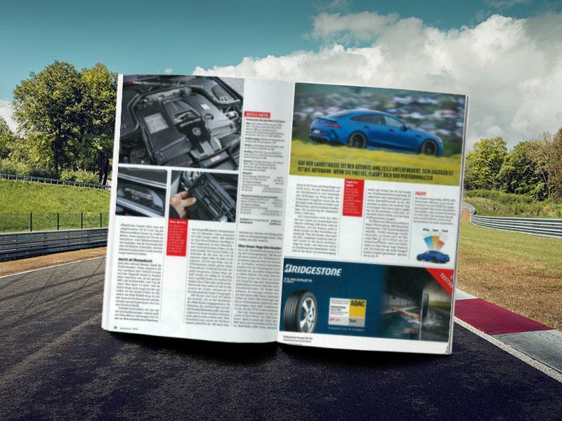 sport auto 07/2019 performmaster GT63S
